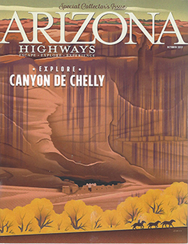 Cover - Arizona Highways Magazine