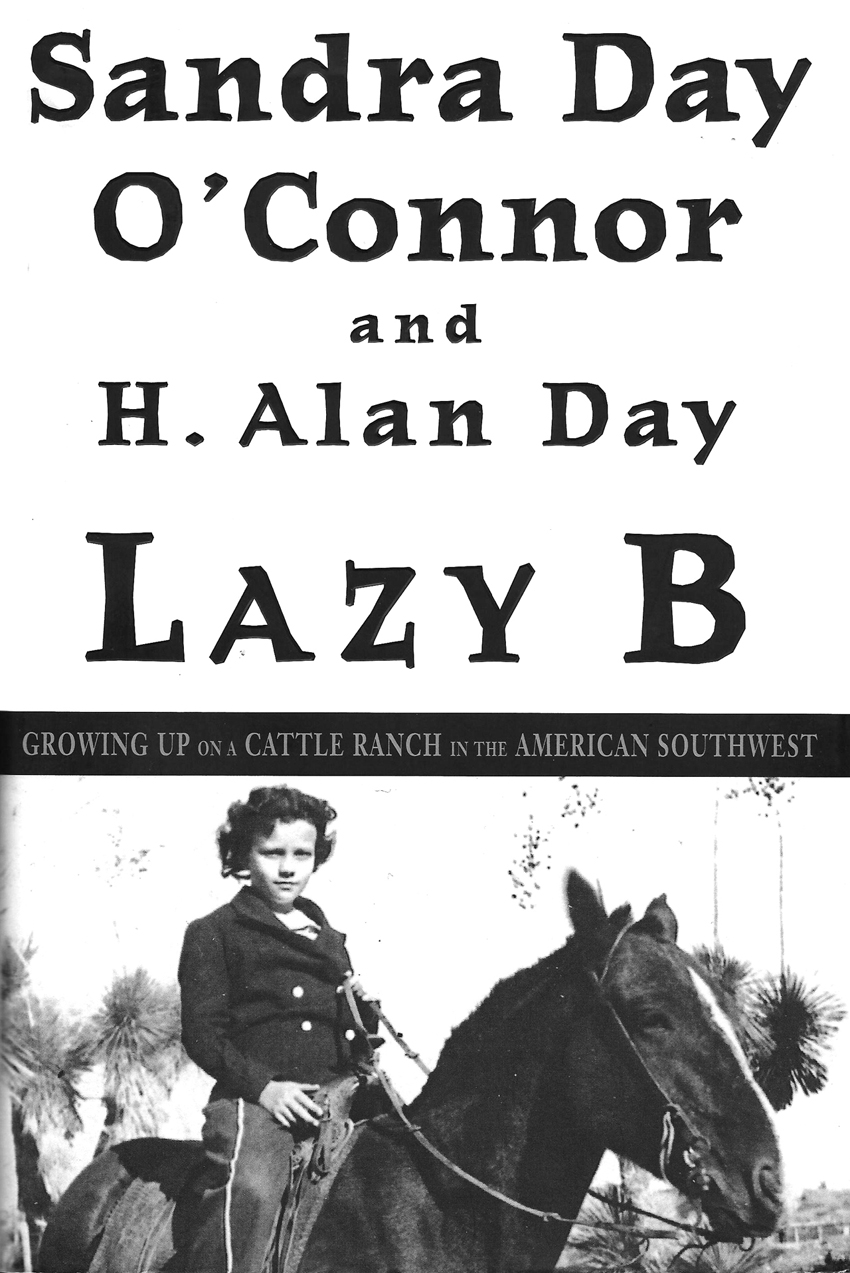 Lazy B Book Cover