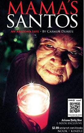 Mama's Santos Book Cover