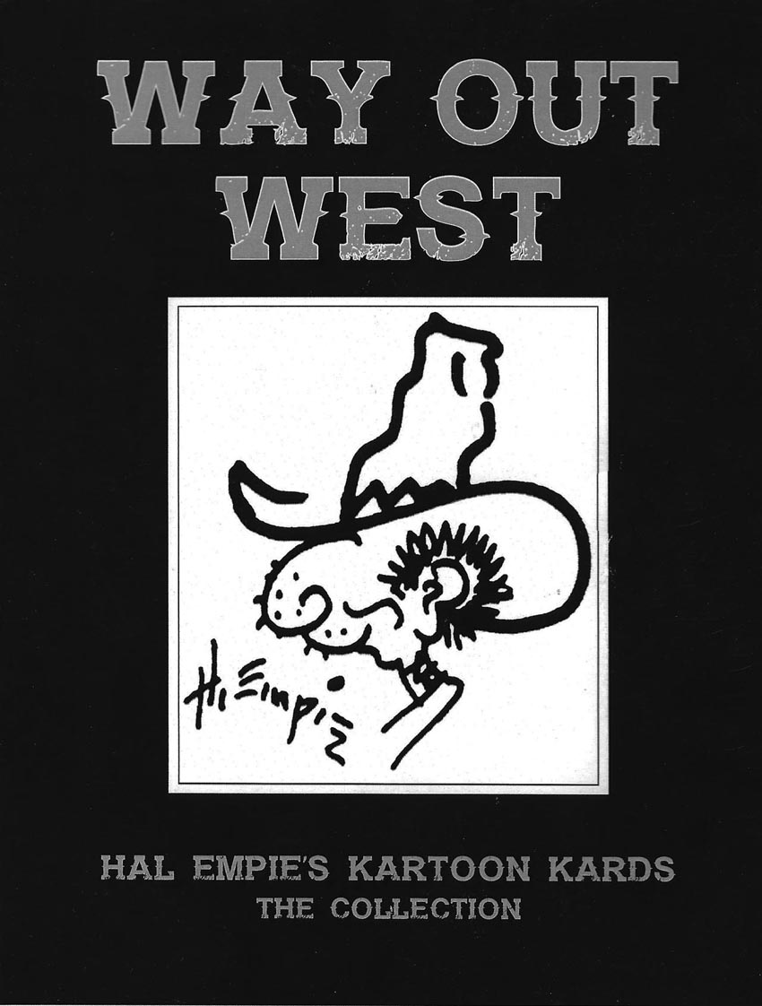 Way Out West Book Cover